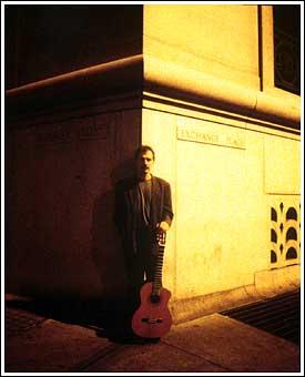 Singer Songwriter Michael Franks