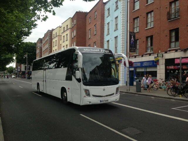 Private Coach Hire Ireland