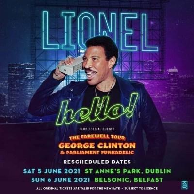 Belsonic concert travel