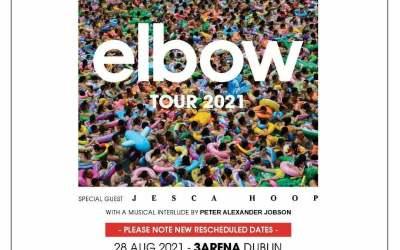 Elbow, 3 Arena Dublin. 28th August 2021