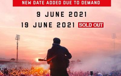Gerry Cinnamon, Belsonic. 19th June 2021