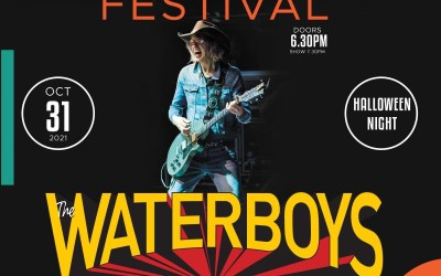 The Waterboys, Live At The Big Top Gweedore. Sunday 31st October 2021