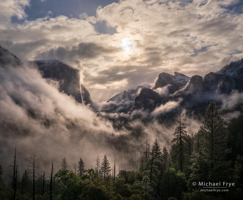 Sierra Facebook Sunrise