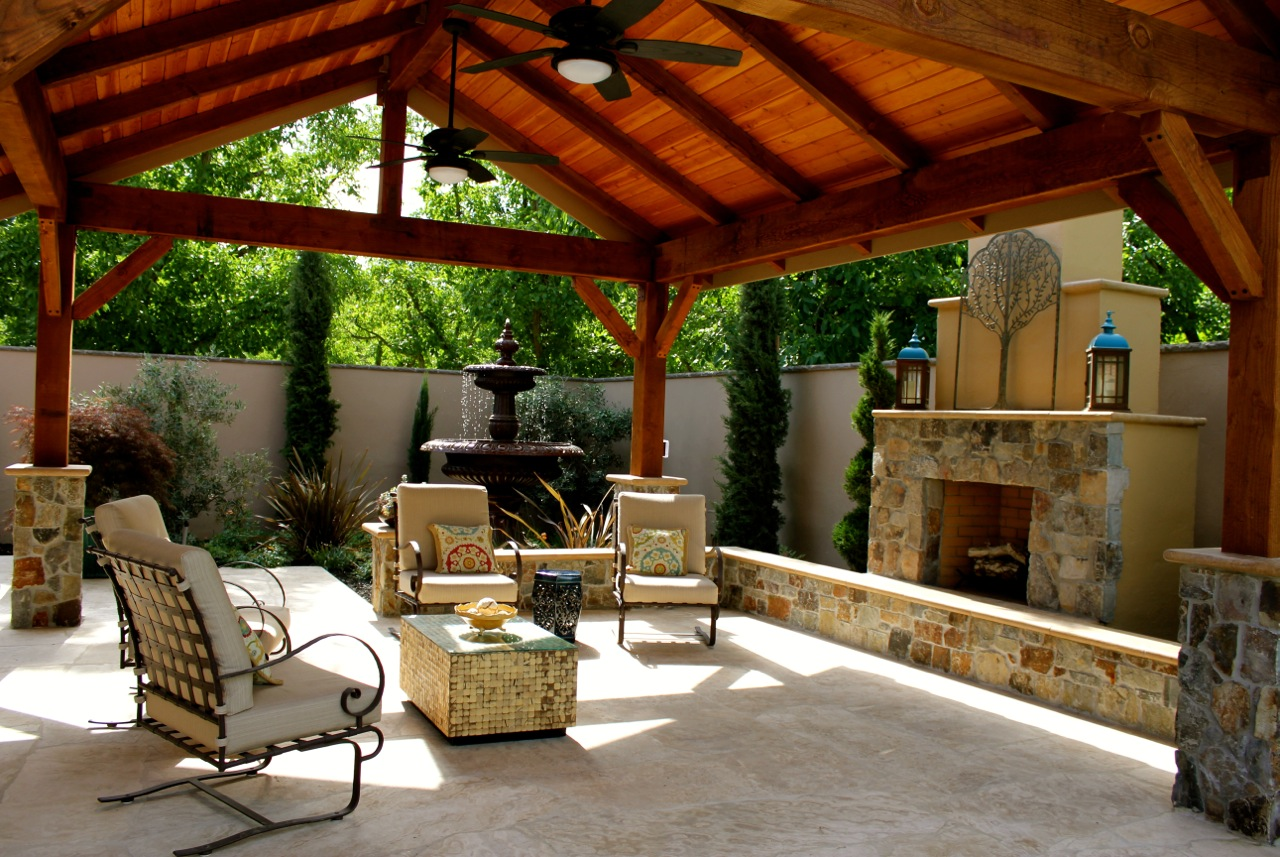 Ultimate Outdoor Gazebo  Michael Glassman  Associates