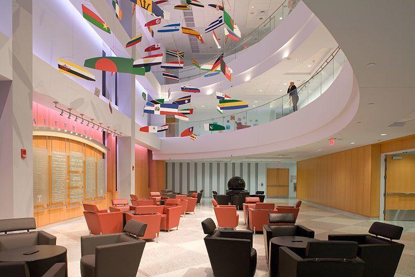 Temple University  Michael Graves Architecture  Design