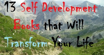Self Development Books That will Transform Your Life