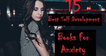 15 Best Self Development Books For Anxiety
