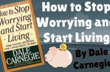 How to Stop Worrying and Start Living Animated Book Review