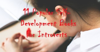 11 Popular Self-Development Books For Introverts