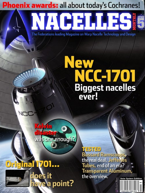 Nacelles Monthly