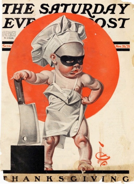 Happy Thanksgiving from the Saturday Evening Post