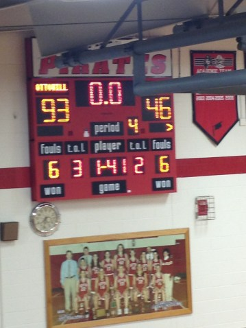 Ottoville blows out Perry