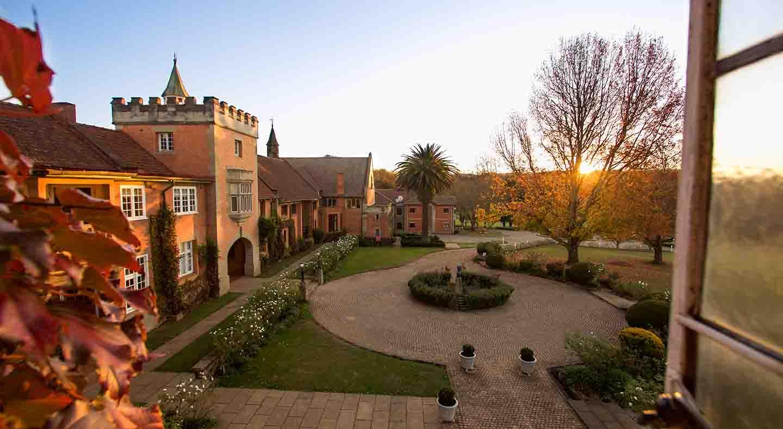Michaelhouse  A South African private senior boys school