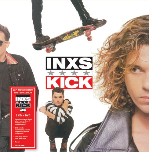 INXS Kick 25th Anniversary Edition To Be Released By