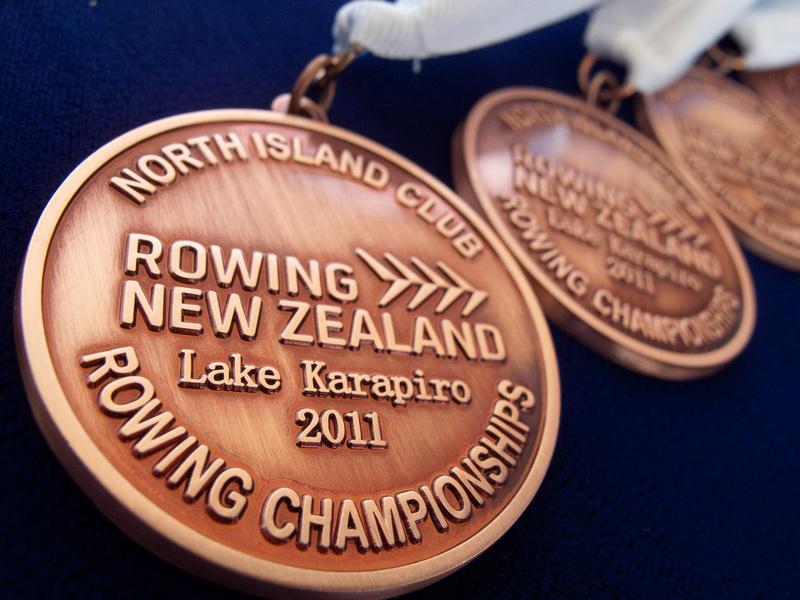 North Island Rowing Champs 2011 Lake Karapiro