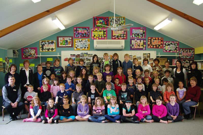 Karapiro School New Zealand 24/9/2010
