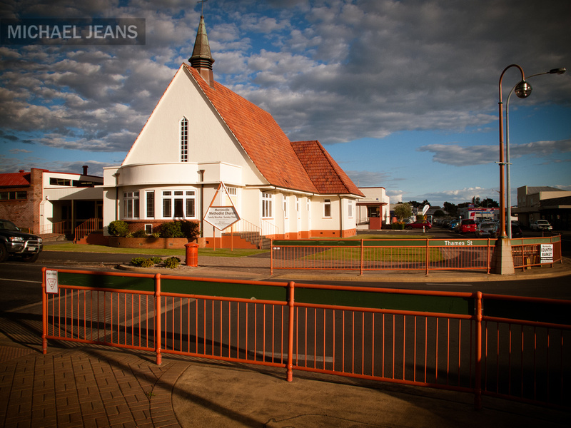Methodist Church 316 Thames Street, Morrinsville 3300