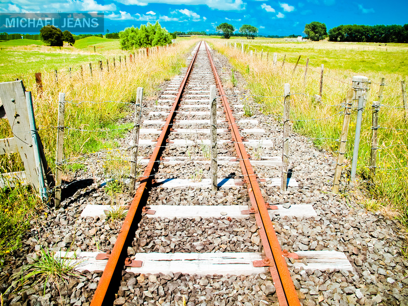 Taranaki gate | Lepperton rail line