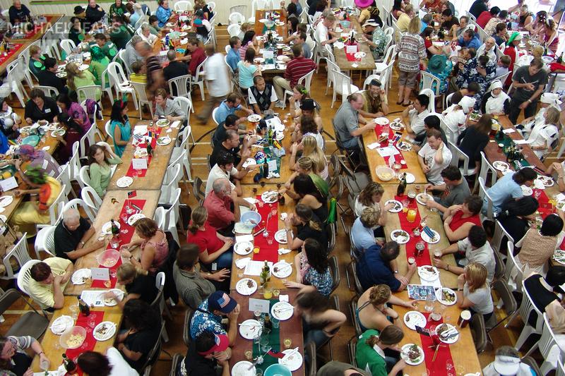 at Ruakura Farmers Hall December 2005