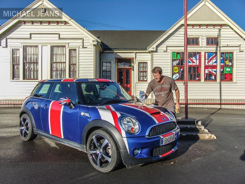 Union Jack mini Cambridge Primary School