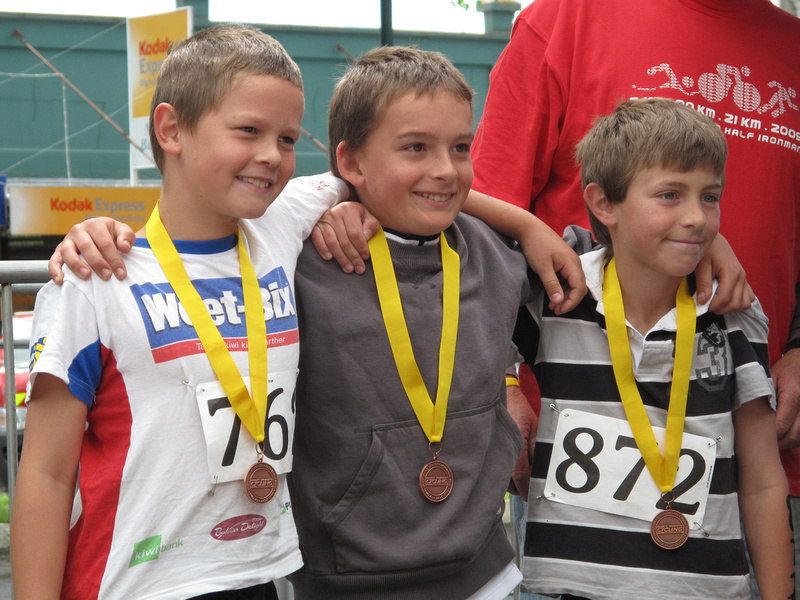 Karapiro Half Ironman and Ironkids Duathlon