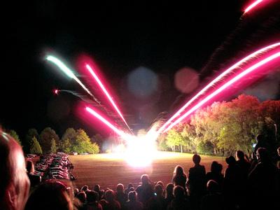 2010 Waikato Fireworks Fiesta - Ohaupo Rugby Club Grounds