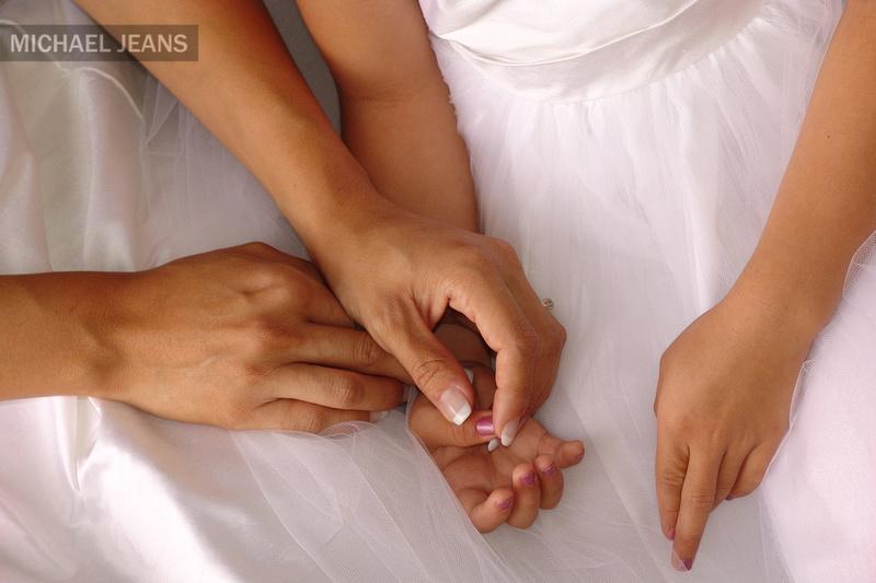 Wedding Rotorua April 2005