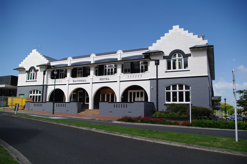 National Hotel, Cambridge New Zealand