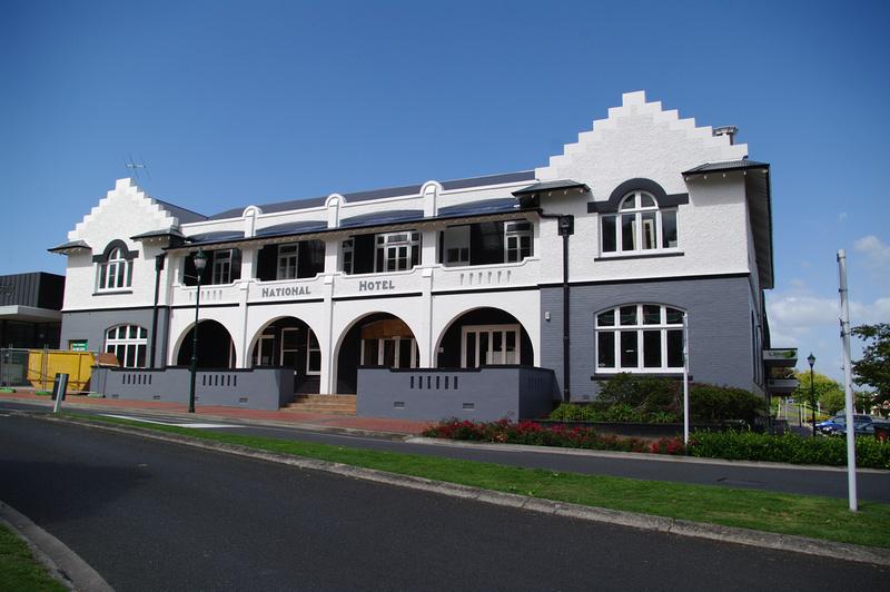 Isn't she lovely National Hotel Cambridge New Zealand