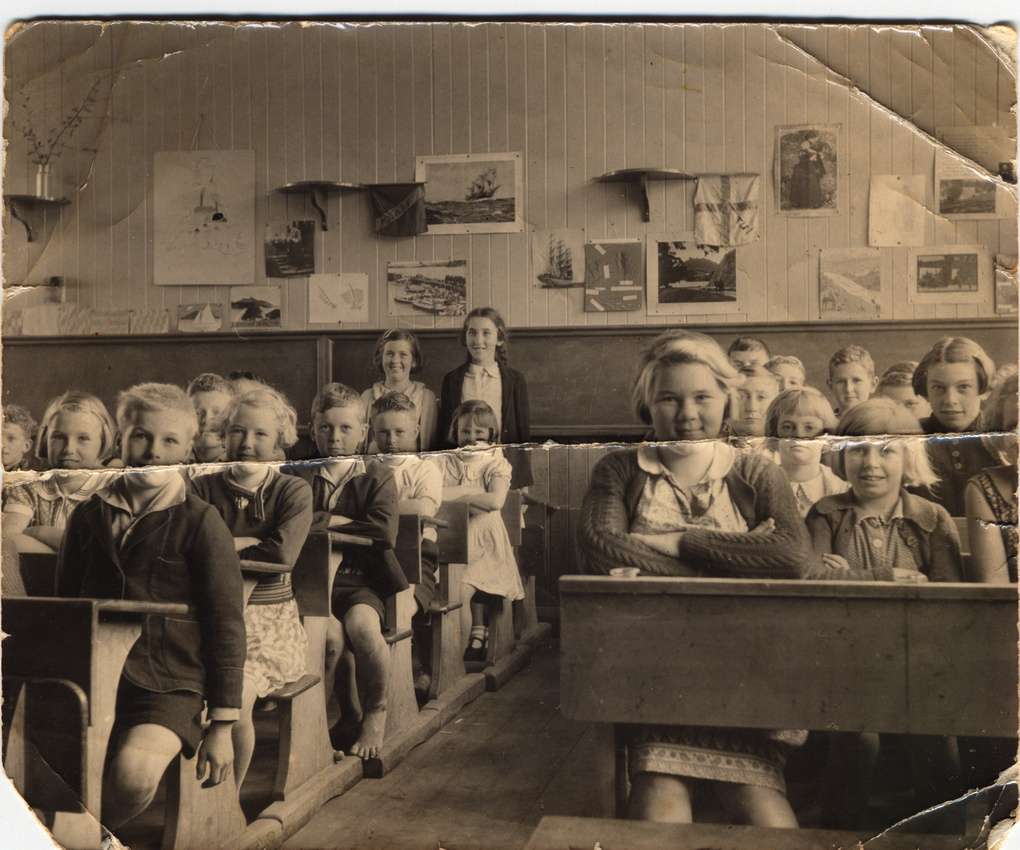 Karapiro School - classroom photo