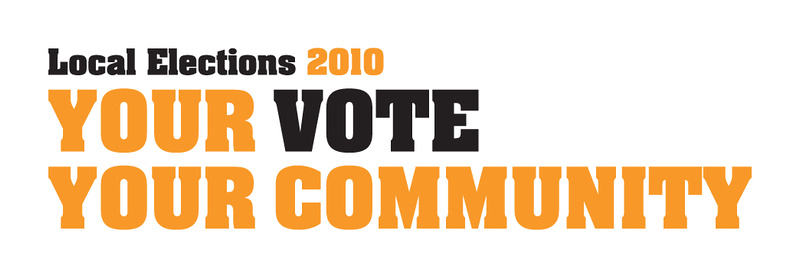 Your vote logo