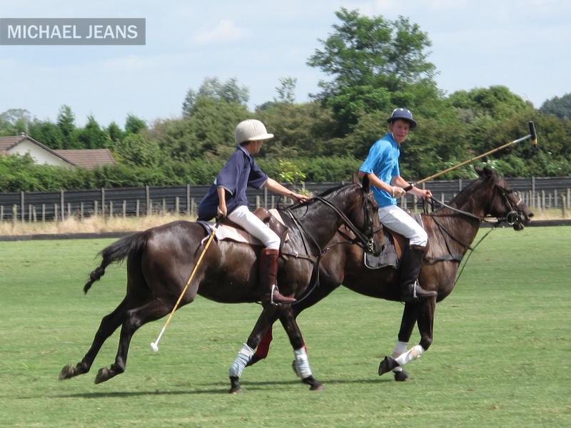 Polo on the Greenbelt Leamington