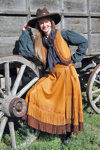 Cowgirl Clothing  Michael J Guli Designs