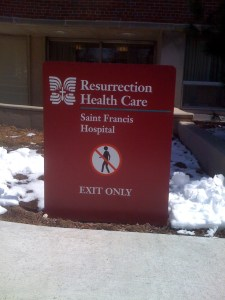 resurrection healthcare