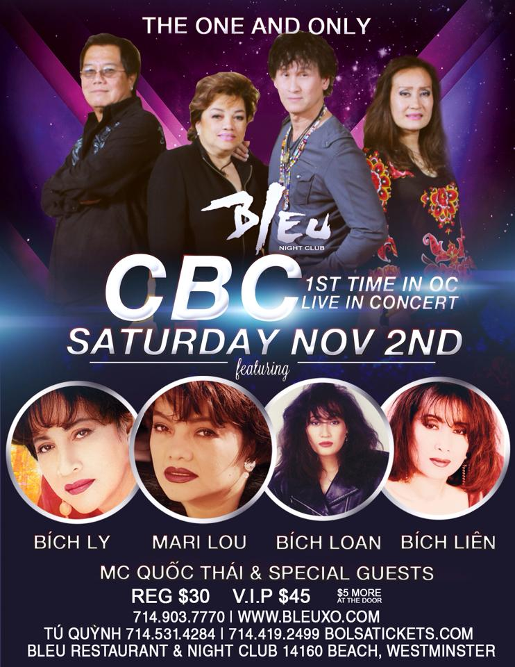 CBC Orange County Poster 2013 Oct