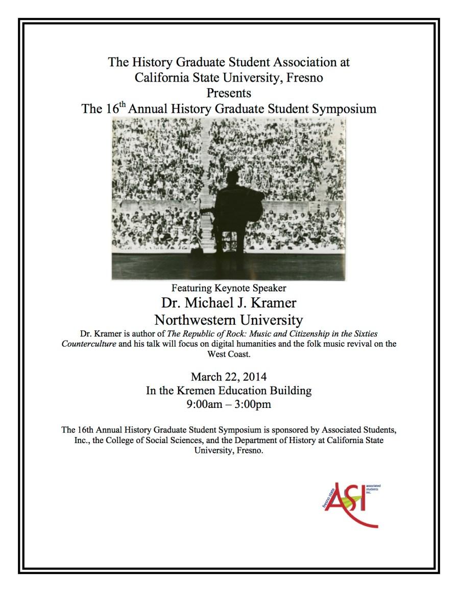 Fresno Digital BFMF Symposium Poster 2014