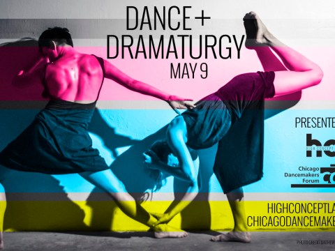 dance and dramaturgy high concept labs 05/09/15