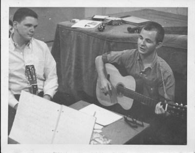 Neil Rosenberg Barry Olivier KPFA Midnight Special Radio Hour KPFA 1950s