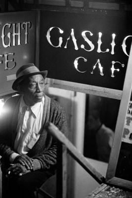 Mississippi John Hurt. Photographer Robert James Campbell