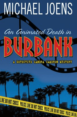 An Animated Death in Burbank Book