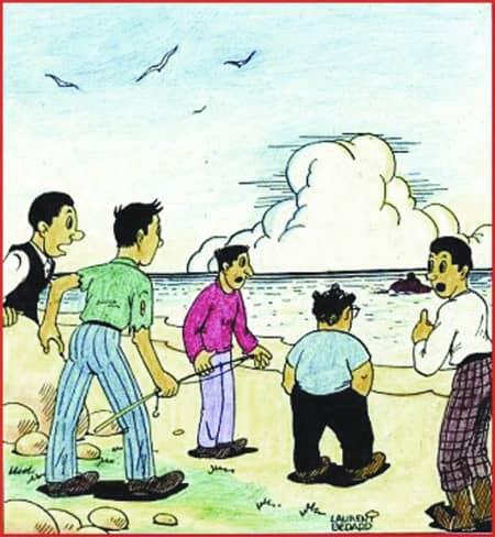 Arrivo d'un rifugiato
