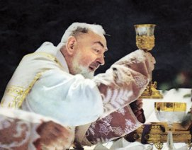 The Holy Mass of Saint Padre Pio