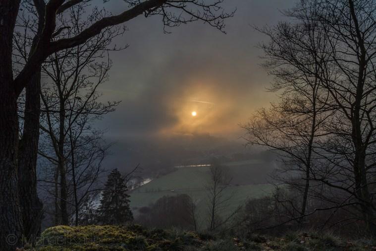 Blick ins Lennetal (Foto: Michael Kaub)