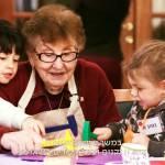 tercera edad ancianos abuelos