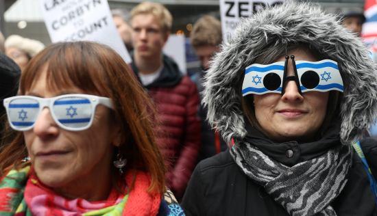 antisemitismo reino unido