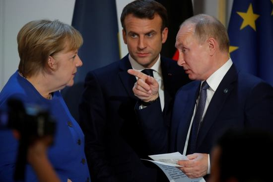 gobiernos líderes conexión poder