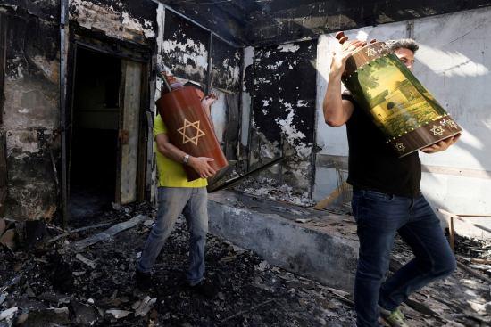 conflicto israelí palestino paz