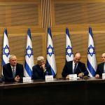 Israel gobierno