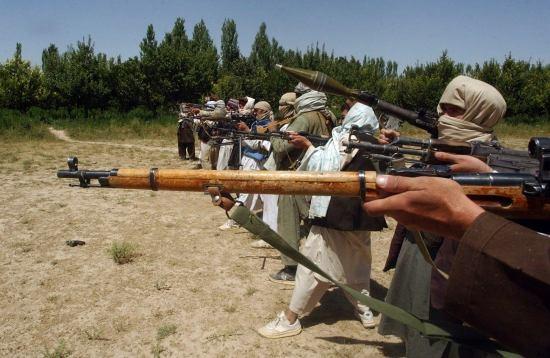 Estado terrorista odio talibanes terrorismo