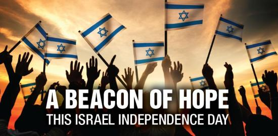 independence day- beacon of hope
